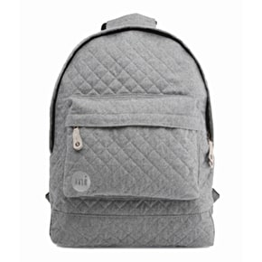 Mi-Pac Backpack - Quilted Grey