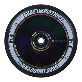 Root Industries 110mm Air Scooter Wheel - Black/Neochrome