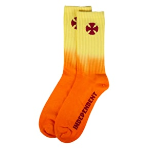 Independent Light It Up Socks - Orange