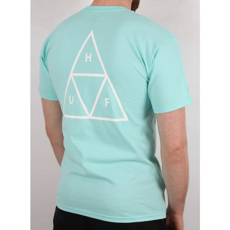 Huf Triple Triangle T-Shirt - Green