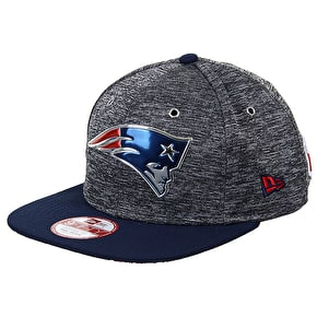 New Era 9Fifty NFL Draft New England Patriots Snapback Cap