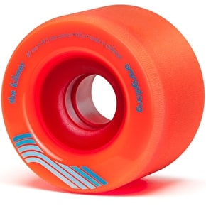Orangatang Kilmer 69mm Longboard Wheels - Orange