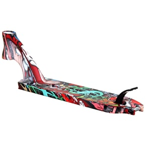 MGP Scooter Deck - MFX Limited Edition Graffiti 4.5