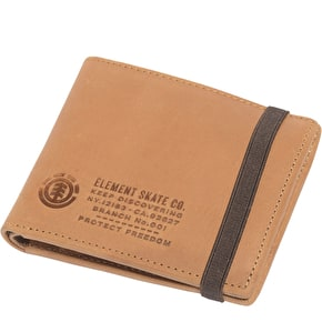 Element Wallet - Endure - Tan