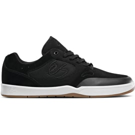 ES Swift 1.5 Skate Shoes - Black/White