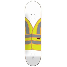 Girl Off'S - Safety Vest - Cory Kennedy Skateboard Deck 8.5