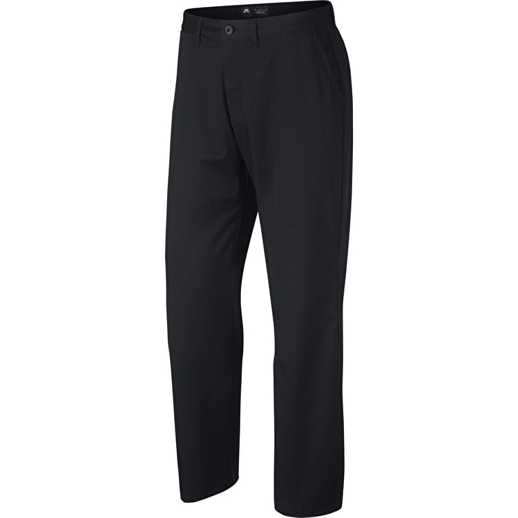 Nike SB FTM Dry Chinos (Loose Fit) - Black