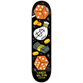 Darkstar Pelletier Vices Skateboard Deck - Wilson 8.125