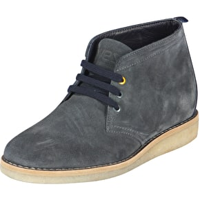 WeSC Designer Lawrence Boots - Nightshade UK Size 7.5 (B-Stock)