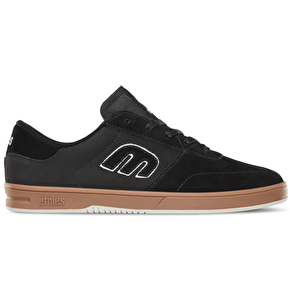 Etnies Lo-Cut Shoes - Black/Gum/Grey