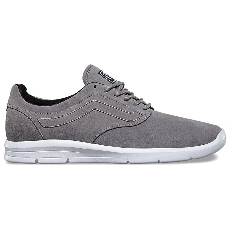 Vans ISO 1.5 Shoes - (Suede) Frost Grey/True White