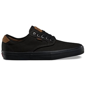 Vans Chima Ferguson Pro Skate Shoes - (Oxford) Black