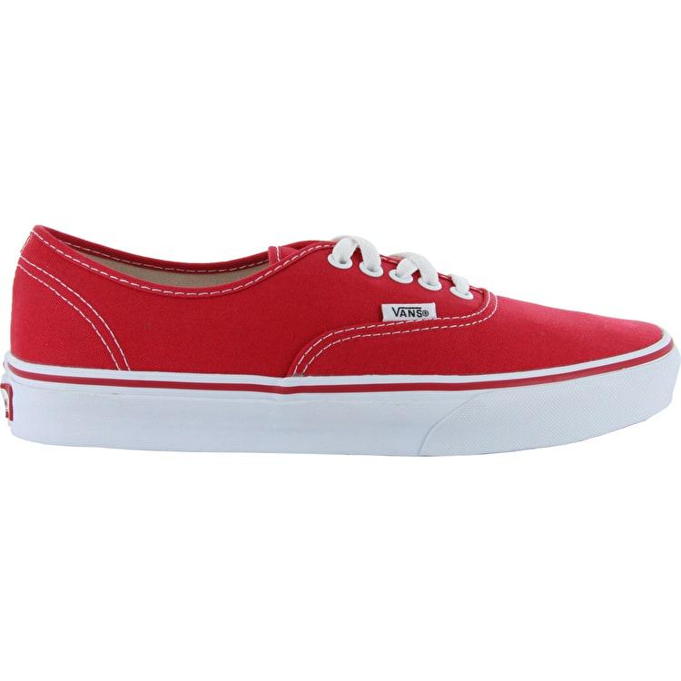 Vans Authentic Shoes - Red