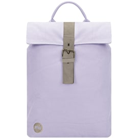 Mi-Pac Day Pack Canvas Backpack - Lilac
