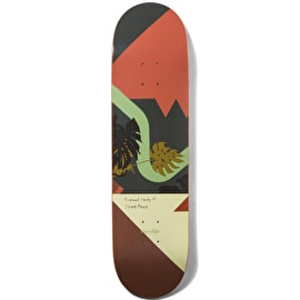 Chocolate Hecox Tropical Studies Skateboard Deck 8.375
