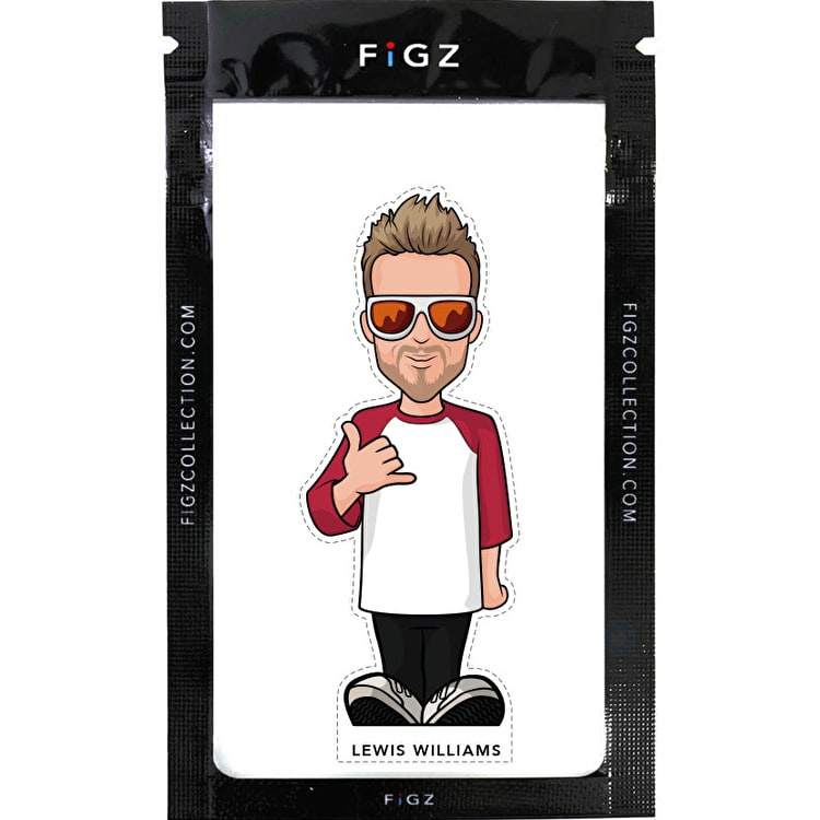FIGZ Collection Lewis Williams Sticker