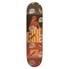 Girl Sanctuary Biebel Skateboard Deck - 8