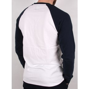 Vans Denton Sweater - White/Dress Blues