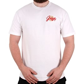 Grizzly Bodega T shirt - White