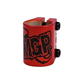 MGP Triple  Collar Clamp - Red