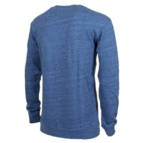 WeSC Bade Sweatshirt - Marina Blue