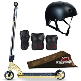 MGP VX7 Team Scooter/Mini Ramp Bundle
