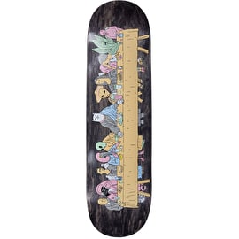RIPNDIP Last Meal Skateboard Deck - Black