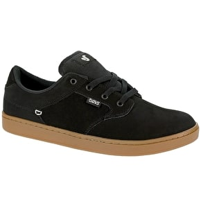 DVS Quentin Shoes - Black Nubuck