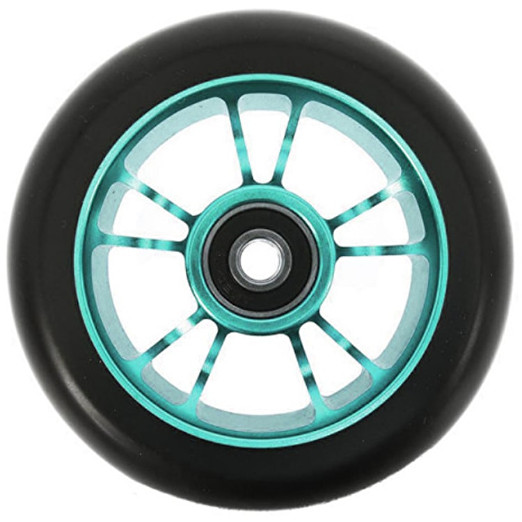 Blunt Envy 10 Spoke 100mm Scooter Wheel - Teal