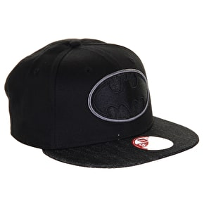 New Era 9Fifty Denim Batman Snapback Cap