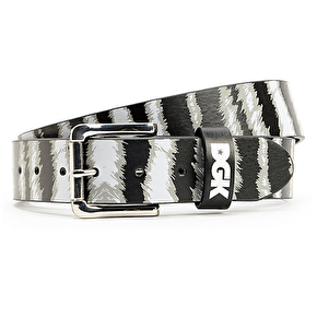 DGK Wildlife Zebra Belt - Black