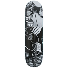 Plan B This Machine Kills Skateboard Deck - Duffy 8.375
