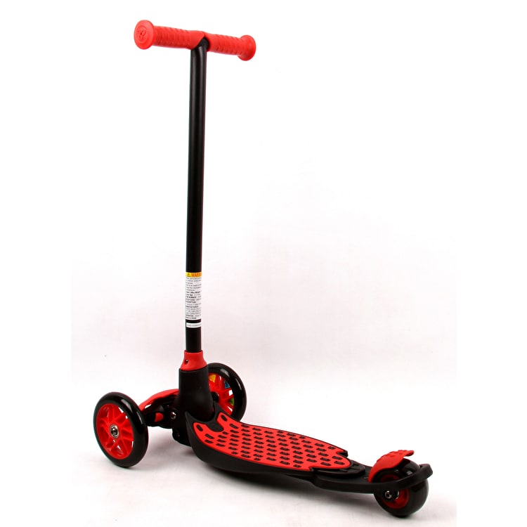 Y-Volution Y Glider Deluxe 1.0 Complete Scooter - Red