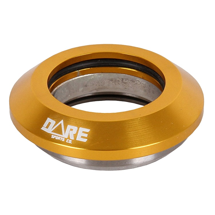 Dare Integrated Headset - Gold