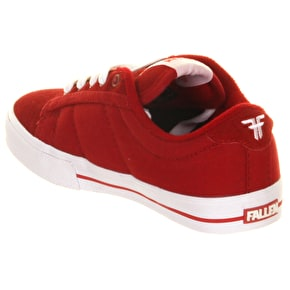 Fallen Bomber Kids Shoes - Red/White