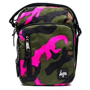 Hype Vida Roadman Bag - Camo