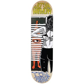 Toy Machine Peeping Toy Harmony Pro Skateboard Deck - 8.375
