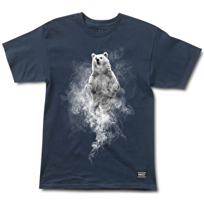Grizzly Spirit T-Shirt - Navy