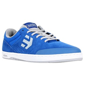 Etnies Marana Shoes - Blue/Grey/White