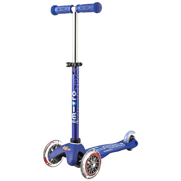 Mini Micro Deluxe Complete Scooter  Blue