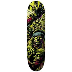 Plan B Skateboard Deck - Rip Shred BLK ICE Duffy 8.375