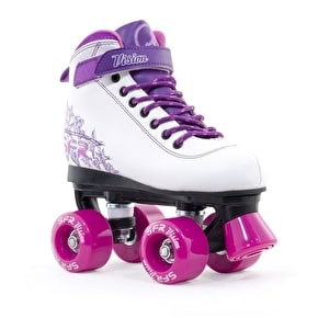 B-Stock SFR Vision II Quad Skates - Pink - UK 5 (Box Damage)