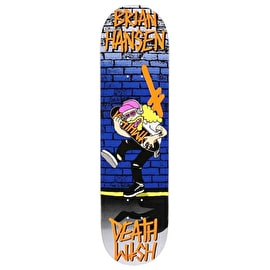Deathwish Death Toons Skateboard Deck - Slash 8.125