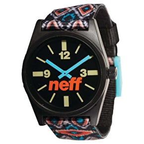 Neff Daily Woven Watch - Tribal