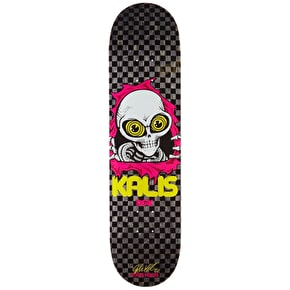 DGK Kalis Ripping Skateboard Deck - 7.8