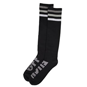 Independent F**k Off Socks - Black