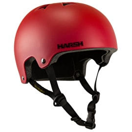 Harsh Pro EPS Helmet - Red