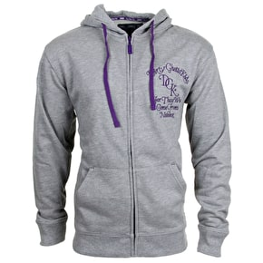 DGK From Nothing Hoodie - Grey