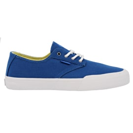 Etnies Jameson Vulc LS Womens Skate Shoes - Royal