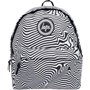 Hype Zebra Warp Backpack